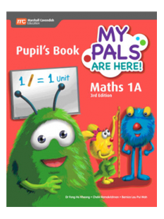 My Pals are Here ! Maths Pupil's Book 1A