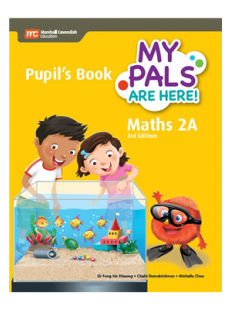 My Pals are Here ! Maths Pupil's Book 2A