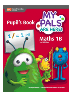 My Pals Are Here ! Maths Pupil's Book 1B