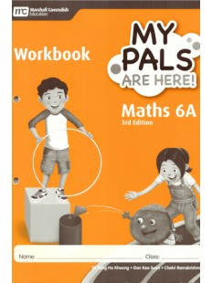 My Pals Are Here ! Maths Workbook 6A (3E)