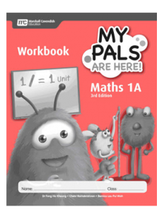 My Pals Are Here ! Maths Workbook 1A (3E)