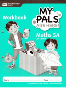 My Pals Are Here ! Maths Workbook 5A (3E)