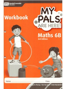 My Pals Are Here ! Maths Workbook 6B (3E)
