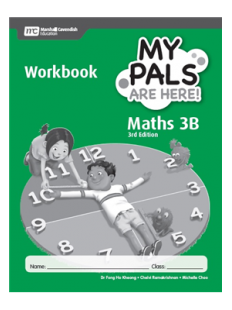 My Pals Are Here ! Maths Workbook 3B (3E)