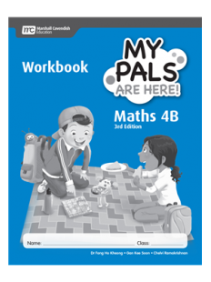 My Pals Are Here ! Maths Workbook 4B (3E)