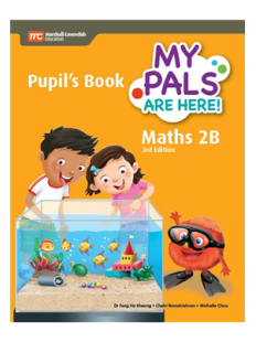 My Pals Are Here ! Maths Pupil's Book 2B
