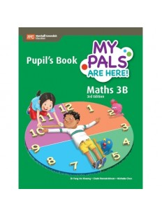 My Pals Are Here ! Maths Pupil's Book 3B