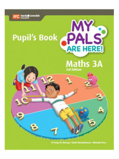 My Pals Are Here ! Maths Pupil's Book 3A