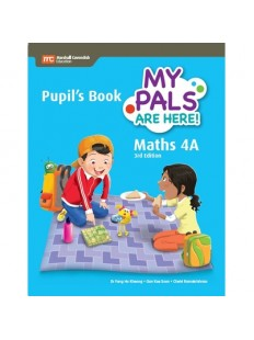 My Pals are Here ! Maths Pupil's Book 4A