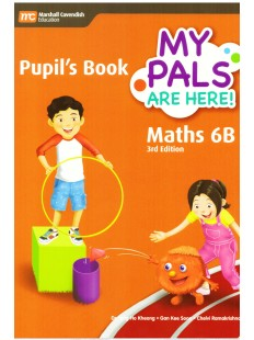 My Pals Are Here ! Maths Pupil's Book 6B (3E)