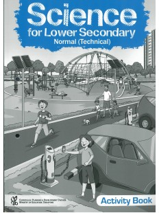 Science for Lower Secondary: Activity book. Normal (Technical)
