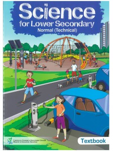 SCIENCE FOR LOWER SECONDARY: Textbook. NORMAL (TECHNICAL)