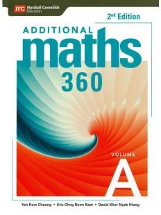 Additional Maths 360 Volume A (2E)