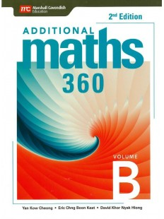 Additional Maths 360 Volume B (2E)