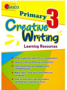Creative Writing Learning Resources P3