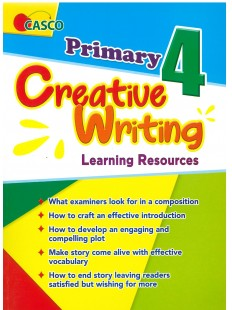 Creative Writing Learning Resources P4