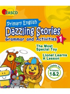 Primary English Dazzling Stories Grammar and Activities 1