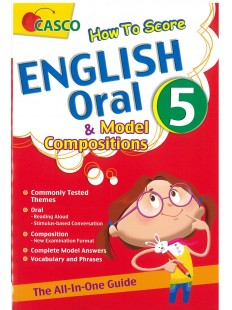 English Oral & Model Compositions P5
