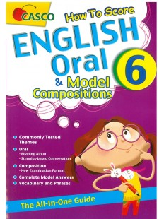 English Oral & Model Compositions P6