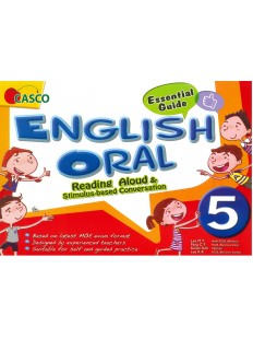 Primary 5English Oral: Reading Aloud & Stimulus-based Conversation Essential Guide