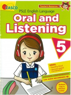 Primary 5 PSLE English Oral and Listening with Recordings