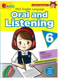 Primary 6 PSLE English Oral and Listening with Recordings