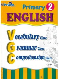 Primary 2 English Vocabulary, Grammar, Comprehension Cloze