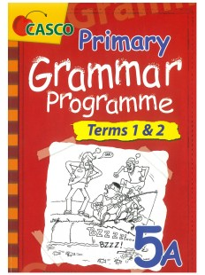 Primary 5A Grammar Programme Term 1 & 2