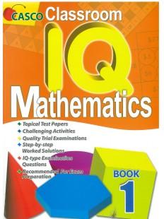 Classroom IQ Mathematics Primary 1