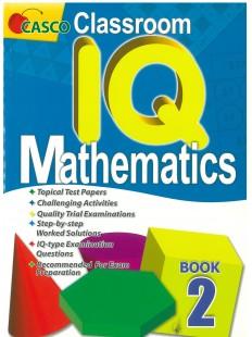 Classroom IQ Mathematics Primary 2
