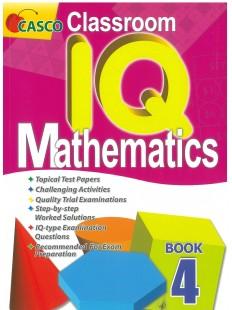 Classroom IQ Mathematics Primary 4