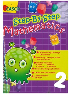 Primary 2 Step-By-Step Maths - Revised Ed