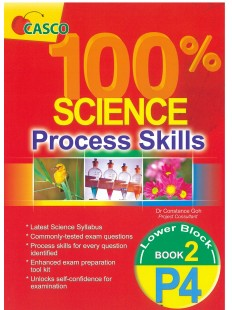 100% Science Process Skills Lower Block Book 2