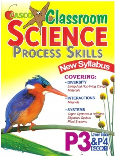 Classroom Science Process Skills P3 Book 1