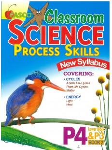 Classroom Science Process Skills P4 Book 2
