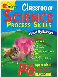 Classroom Science Process Skills P6 Book 2