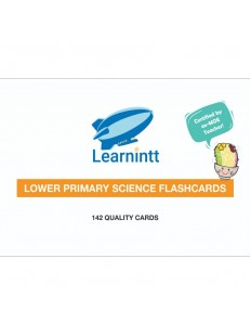Lower Primary Science Flashcards